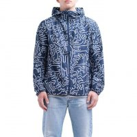 Herschel Keith Haring Windbreaker