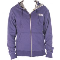 Volcom Hopop Reversible Slim Hood Fleece