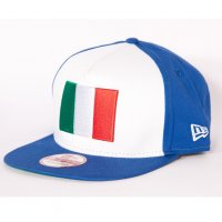 New Era Flag Front Italia