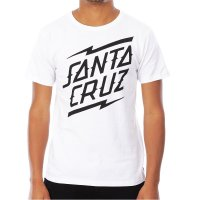 Santa Cruz Bolt Stack Tee